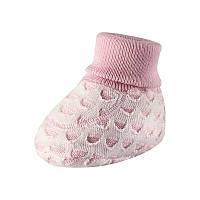 Пинетки для девочки Reima Tintti 517166-4011. Размер 1.