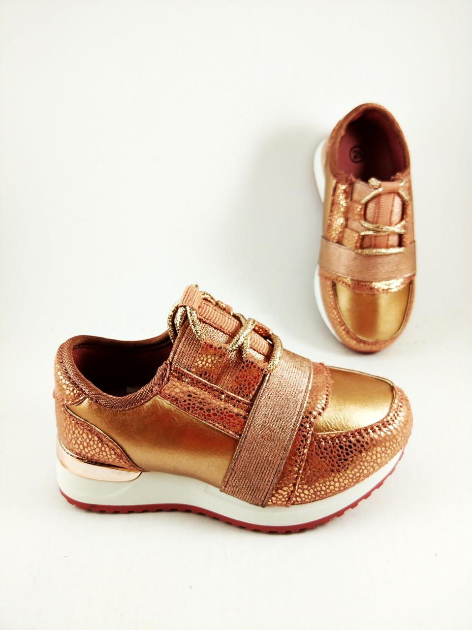 10a21648901ba Обувь для девочек, детские кроссовки розовые Clibee (Польша) - mioBambino Интернет  магазин детской