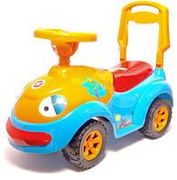 Машинка-каталка Орион Луноходик с музыкальным рулем (174РУ)