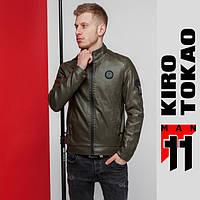 11 Kiro Tokao | Мужская куртка весенняя 3332 хаки, фото 1