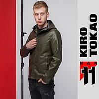 11 Kiro Tokao | Куртка мужская весна-осень 3341 хаки, фото 1