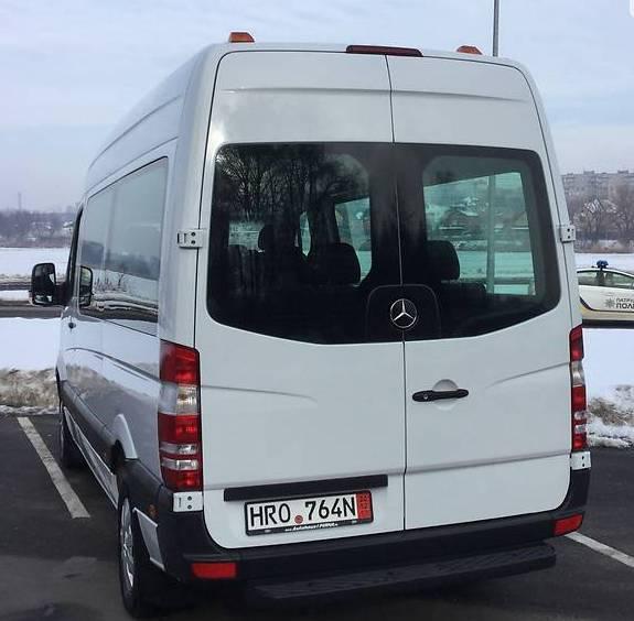 Заднее стекло (распашонка) левая без електрообогрева на Mercedes-Benz Sprinter (06-), Volkswagen Crafter