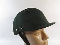 Шлем защитный MD, зеленый, 54 см, болтами для креплениями, Хор сост!