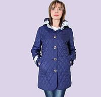 Женская демисезонная куртка. Модель 128. Размеры 50-58