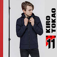 11 Kiro Tokao   Япония ветровка весенне-осенняя 2069 темно-синяя, фото 1