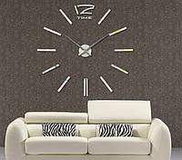 Декоративные часы Woow white (D=1м)