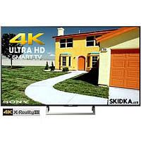 Sony 4K Ultra HD LED телевизор Sony KD49XE7005BR2
