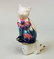 Фарфоровый светильник Кошка (Pavone) JP-18/20
