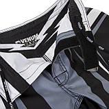 Шорты Venum Sharp 2.0 Fightshorts Black Grey, фото 5