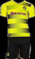 Футбольная форма детская Borussia Dort (SX,S,M,L,XL) 2018 без номера NEW!