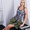 Женская спортивная майка mk.031.635, фото 2