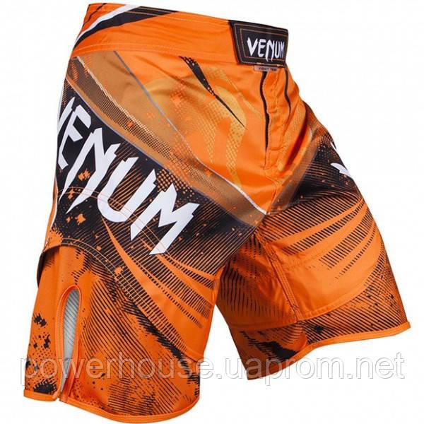 Шорты Venum Sharp 2.0 Fightshorts Neo Orange
