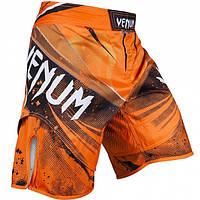 Шорты Venum Sharp 2.0 Fightshorts Neo Orange, фото 1