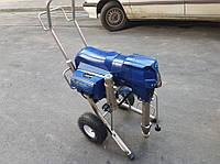 Окрасочный аппарат ЕP 450 TX (шпатлевка, огнезащита, жидкая резина) более мощный аналог GRACO Mark V - VII