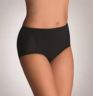 Корректирующие женские трусики черного цвета, модель Velvet Eldar.