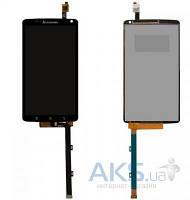 Дисплей (экран) для телефона Lenovo S860 + Touchscreen