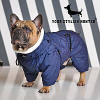 Зимняя Одежда Комбинезон для собак , Alaska