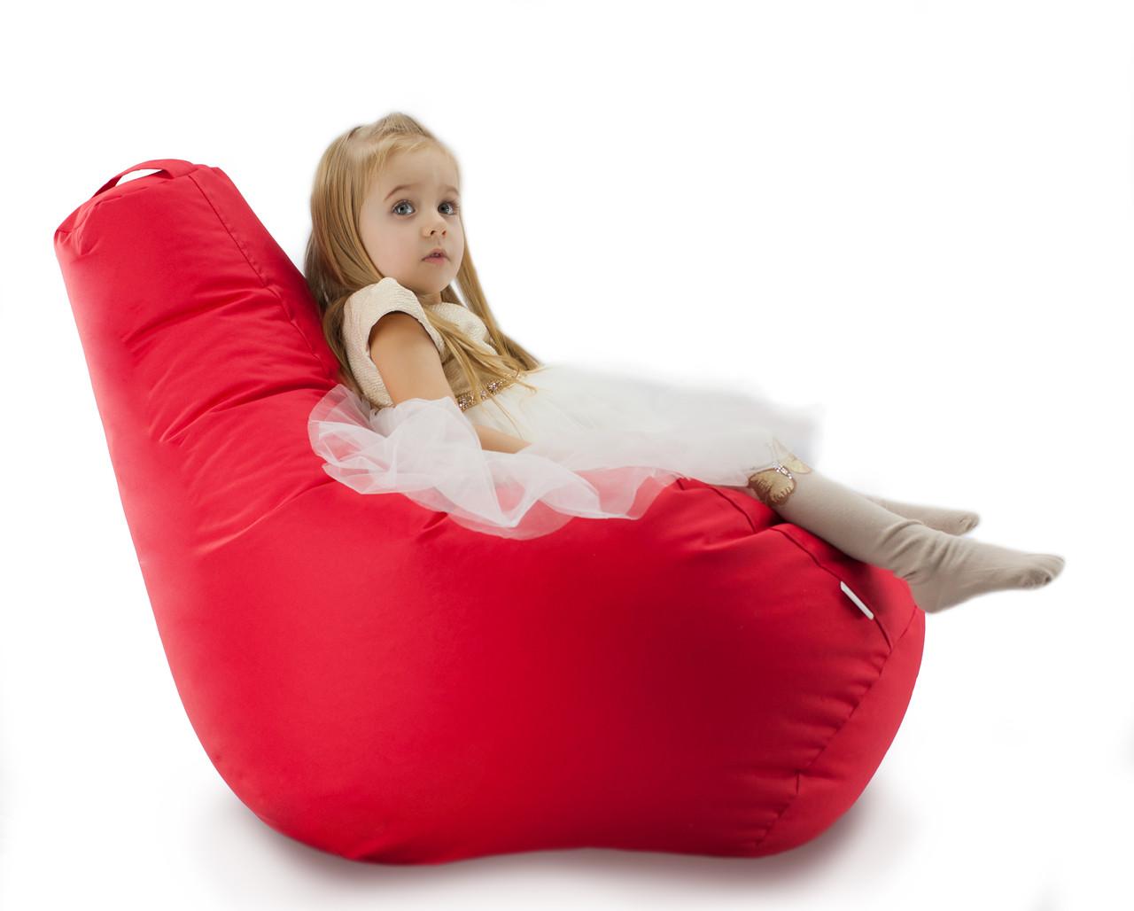 Дитяче крісло-груша з тканини Оксфорд 420