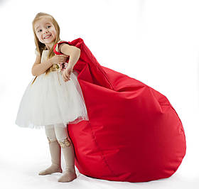Дитяче крісло-груша з тканини Оксфорд 600