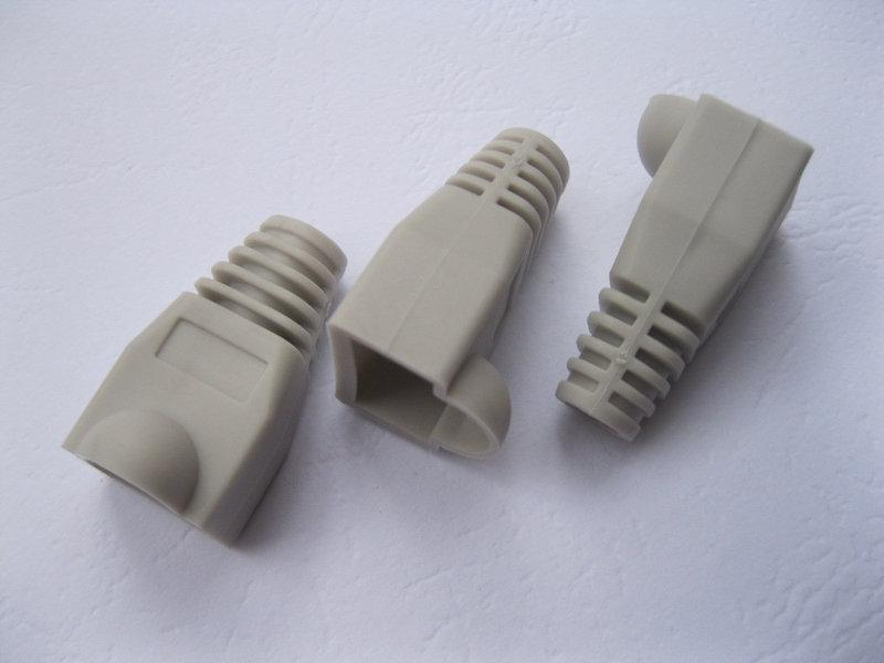 100x колпачки для Коннектор RJ45 8P8C Cat5e