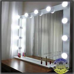 Гримерное зеркало визажиста 100*80 см