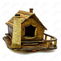Ваш cад Кошкин дом маленький