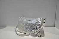 Кожаная женская сумочка клатч 0190-1050