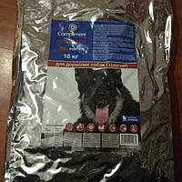 "Корм для собак сухой с индейки ""комплимент""10 кг."
