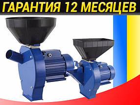 Зернодробилка - кормоизмельчитель МЛИН - ОК  МЛИН - 1  ( 1,8 кВт ), фото 2