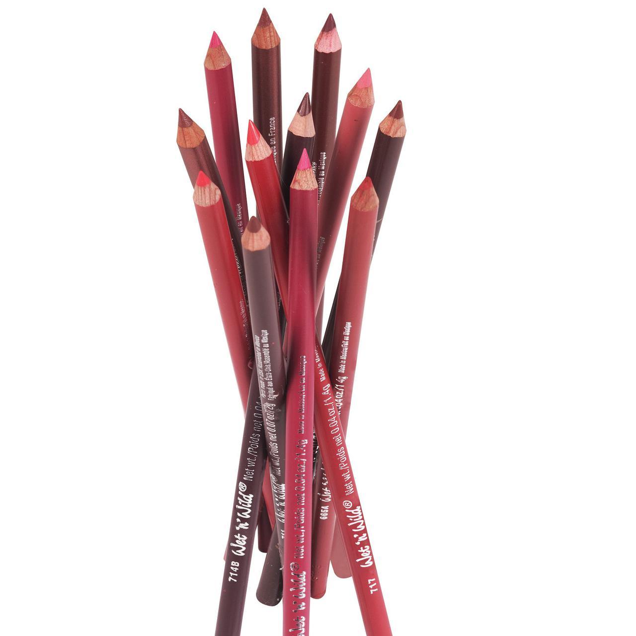 Карандаш для губ Wet n Wild Creme Lipliner Pencil