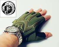 Перчатки тактические Mechanix Wear без пальцев