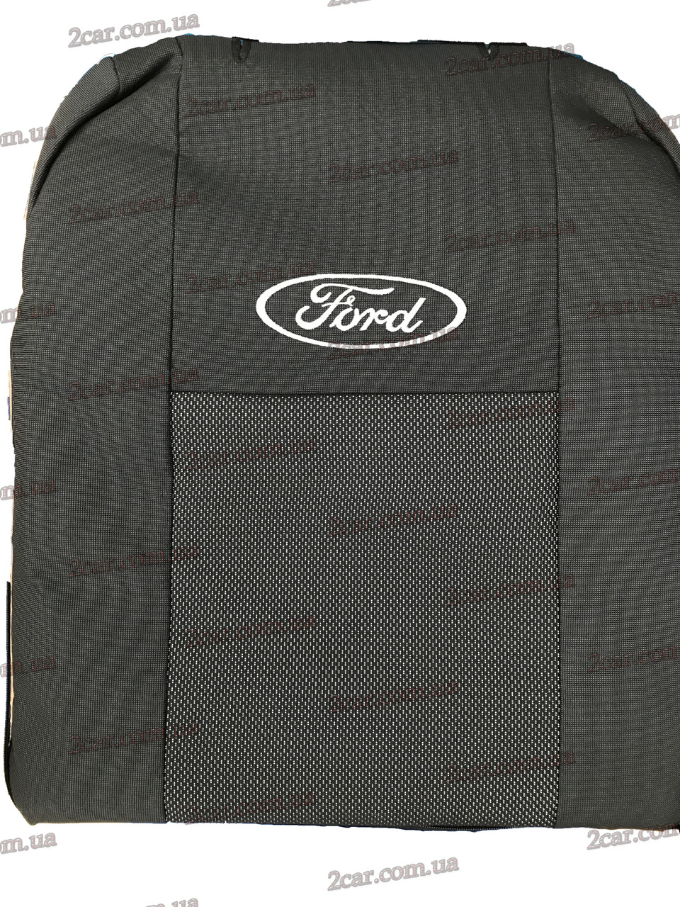 Чехлы в салон модельные Ford Transit 2000- (Prestige_Standart)