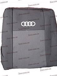 Чехлы в салон модельные Audi 80 (с горбами) 1986-1995 (Prestige_Premium)