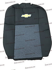 Чехлы в салон модельные Chevrolet Aveo (х/б) 2002 - 2011 (Prestige_Budget)