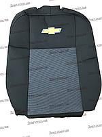 Чехлы в салон Chevrolet Aveo (х/б) 2002 - 2011 Чехлы на сидения Шевролет Авео (Prestige_Standart) модельные