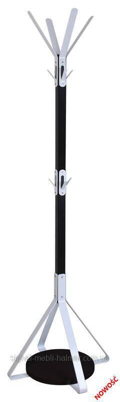 Вешалка W-55 (черный-белый) (Halmar)
