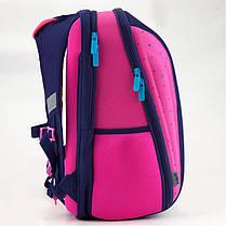 Рюкзак школьный каркасный Kite Butterfly K18-732M-1, фото 2