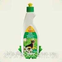 Гель для мытья кошачьих туалетов дезенфицирует, уничтожает запах.