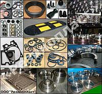 Производим запчасти для горно-шахтного оборудования (из резины и металла)