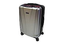 Антиударный поликарбонатный чемодан большого размера на 4-х колесах Airtex 955