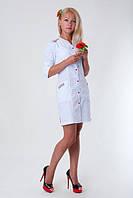 Медицинский халат с вышивкой Medical 892143