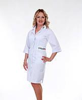 Медицинский халат с вышивкой Medical 893124