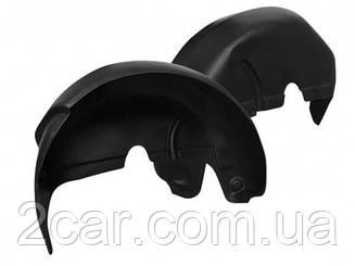 Подкрылки для Suzuki Grand Vitara 2005-2012 Передние Mega Locker Защита арок