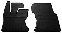Резиновые передние коврики для Jaguar F-Pace 2016- (STINGRAY)