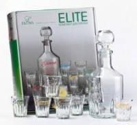 Набор для водки «Элит» Графин+6 стопок