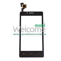 Сенсор (тач скрин) Ergo Smart Tab 4.5 black