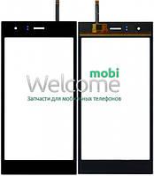 Сенсор Nomi i500 Sprint black, тач скрин для телефона смартфона