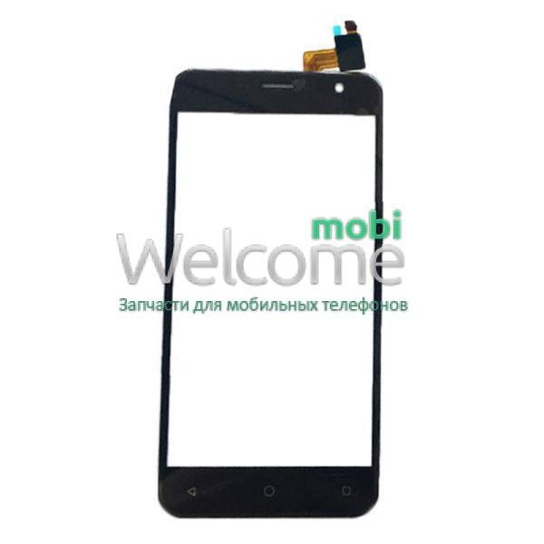 Сенсор Prestigio 3512 black, тач скрин для телефона смартфона