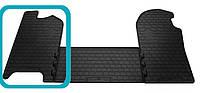 Резиновый водительский коврик для Iveco Daily 4 2006-2011 (STINGRAY)