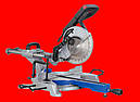 Торцовочная пила с протяжкой FOX F36-257DB на 255 мм